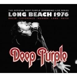 Deep Purple - Long Beach 1976 - Triple LP Vinyl Gatefold - Edition 2016