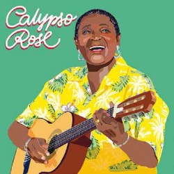 Calypso Rose - Far From Home - Edition double vinyle 25 cm - Limited Edition