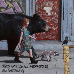 Red Hot Chili Peppers - The Getaway - Double LP Vinyl Album