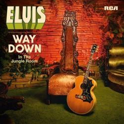 Elvis Presley - Way Down To The Jungle Room - Double LP Vinyl Album
