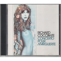 Riccardo (Richard) Cocciante – Concerto Pour Marguerite - CD Album