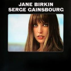 Serge Gainsbourg & Jane Birkin - LP Vinyl Album + MP3 Code
