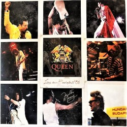 Queen ‎– Live in Budapest '86 - Double LP Vinyl Album