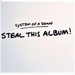System Of A Down ‎– Steal This Album! - LP Vinyl Album