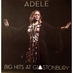 Adele ‎– Big Hits At Glastonbury - LP Vinyl Album