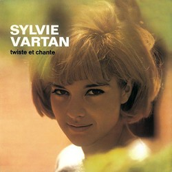 Sylvie Vartan ‎– Twiste Et Chante - LP Vinyl Album - Coloured - Numbered