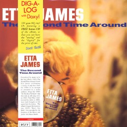Etta James ‎– The Second Time Around - LP Vinyl + CD Album