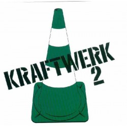 Kraftwerk ‎– Kraftwerk 2 - LP Vinyl Album - Coloured Green