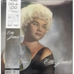 Etta James ‎– Etta James - LP Vinyl + CD Album