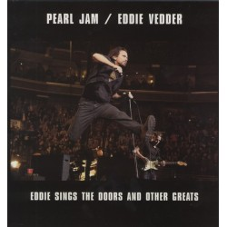 Pearl Jam - Eddie Vedder ‎– Eddie Sings The Doors And Other Greats - LP Vinyl Album