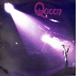 Queen ‎– Queen - LP Vinyl Album - Coloured