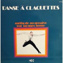 Trio Jimmy Medgley, Jacques Bense – Danse A Claquettes - LP Vinyl Album + Livret