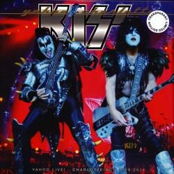 Kiss – Yahoo Charlotte - LP Vinyl Album - Coloured Translucid