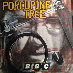 Porcupine Tree – Live At BBC Radio 1993-1996 - LP Vinyl Album Blue Marbled