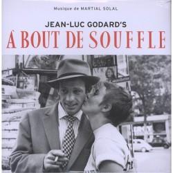 Martial Solal – À Bout De Souffle - Bande Sonore Originale - LP Vinyl Album