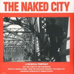 George Duning & Ned Washington – The Naked City - LP Vinyl Album