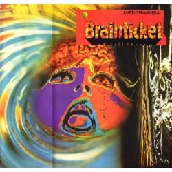 Brainticket – Cottonwoodhill - LP Vinyl Album + CD - with Obi-strip - Krautrock