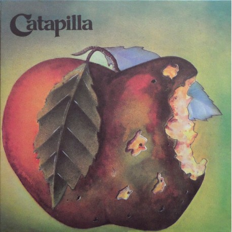 Catapilla ‎– Catapilla - LP Vinyl Album Gatefold - Progressive Rock