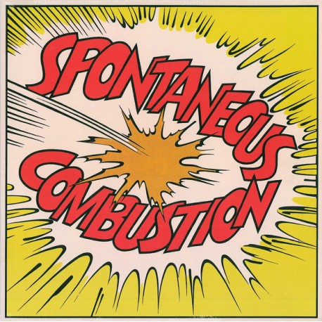 Spontaneous Combustion – Spontaneous Combustion - LP Vinyl Album Gatefold - Progressive Rock