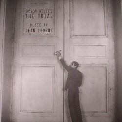 Jean Ledrut – The Trial - LP Vinyl Album - Soundtrack Film Orson Welles