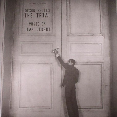 Jean Ledrut – The Trial - LP Vinyl Album - Soundtrack Film