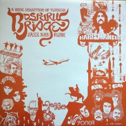 Bosporus Bridges - A Wide Selection Of Turkish Jazz And Funk 1968-1978 - LP Vinyl Album - Jazz Funk Music