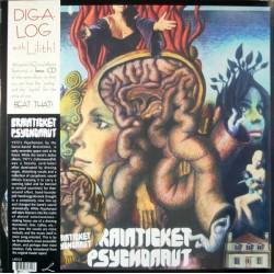 Brainticket – Psychonaut - LP Vinyl Album + CD with Obi Strip - Krautrock
