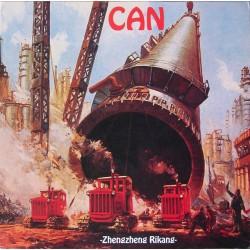 Can – Zhengzheng Rikang - LP Vinyl Album - Krautrock Experimental