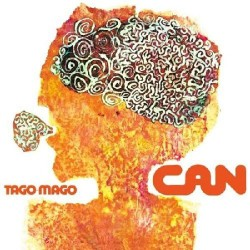 Can ‎– Tago Mago - Double LP Vinyl Album - Coloured Orange - Krautrock Experimental