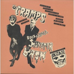 The Cramps – Rock'n'Roll Monster Bash - LP Vinyl Album - Psychobilly Punk