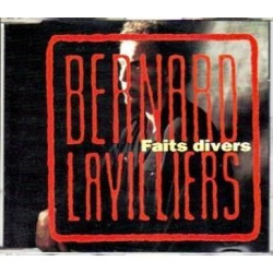 Bernard Lavilliers ‎– Faits Divers - CD Maxi Single