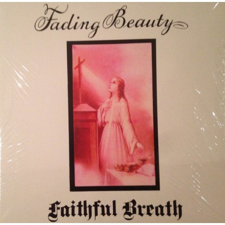 Faithful Breath – Fading Beauty - LP Vinyl Album - Krautrock
