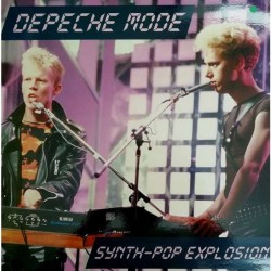 Depeche Mode ‎– Synth-Pop Explosion - LP Vinyl Album - Coloured Edition - New Wave Synth Pop