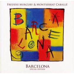 Freddie Mercury & Montserrat Caballé – Barcelona - LP Vinyl Album Special Edition - Queen