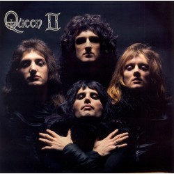 Queen ‎- Queen ‎II - Special Edition - Double LP Vinyl Album - Coloured Black & White Etched