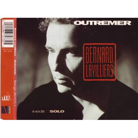 Bernard Lavilliers – Outremer - CD Maxi Single
