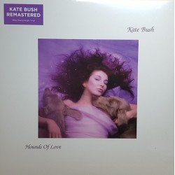 Kate Bush – Hounds Of Love - LP Vinyl Album - Remastered - Edition 180Gr. - Pop Music