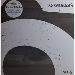 Ed Sheeran ‎– No.6 Collaborations Project - Double LP Vinyl Album