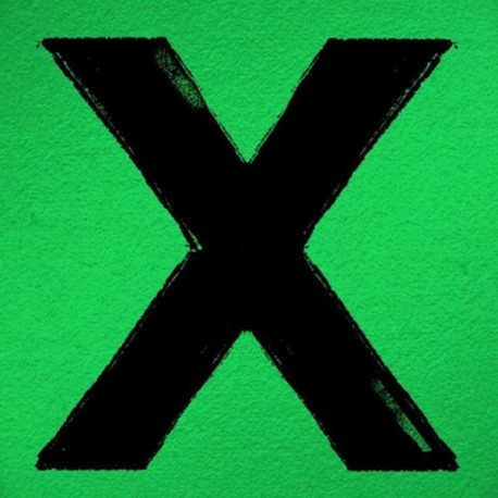 Ed Sheeran ‎– X - Double LP Vinyl Album - Edition 180Gr. - Pop Music