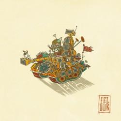 Feldub – Weapon - LP Vinyl Album Limited Edition - Reggae Dub