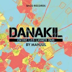 Danakil – Entre Les Lignes - Double LP Vinyl Album - Reggae Music