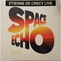 Etienne De Crécy – Space Echo 2019 - Double LP Vinyl Album - Electro Deep House