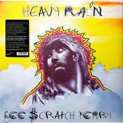 Lee Scratch Perry – Heavy Rain - LP Vinyl Album Silver Edition - Reggae Dub