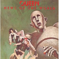 Queen – News Of The World - LP Vinyl Album Gatefold 180Gr. - Arena Rock