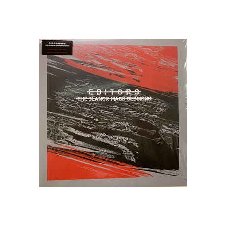 Editors – The Blanck Mass Sessions - LP Vinyl Album - Alternative Electro Music
