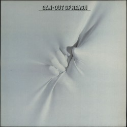 Can ‎– Out Of Reach - LP Vinyl Album - Krautrock Experimental