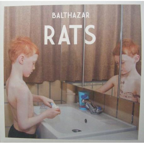 Balthazar – Rats - LP Vinyl Album - Alternative Rock