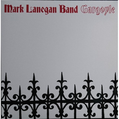 Mark Lanegan Band ‎– Gargoyle - LP Vinyl Album - Rock Music