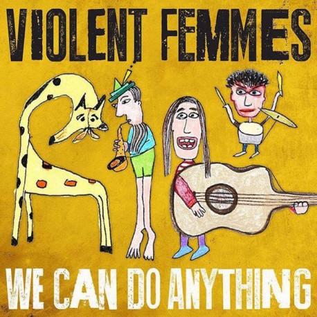 Violent Femmes – We Can Do Anything - LP Vinyl Album - Indie Alternative Rock