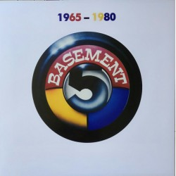 Basement 5 ‎– 1965-1980 - LP Vinyl Album - Reggae Dub Music